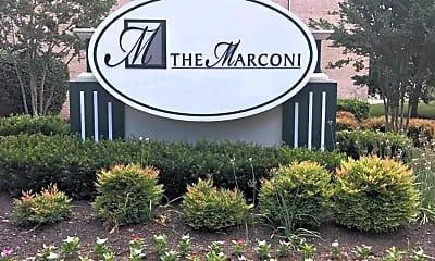 Community Signage, The Marconi, 0