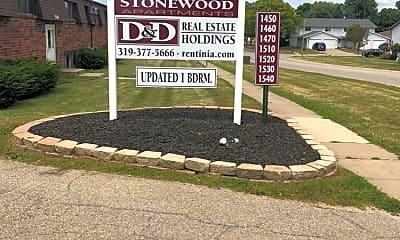 Community Signage, 1450 44th St, 1