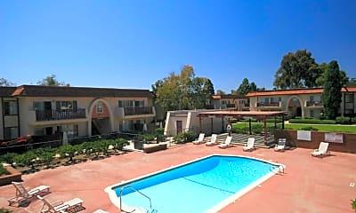 Pool, Los Arbolitos Apartments, 0
