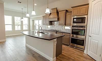 Kitchen, 1409 Coleto Creek Trail, 1