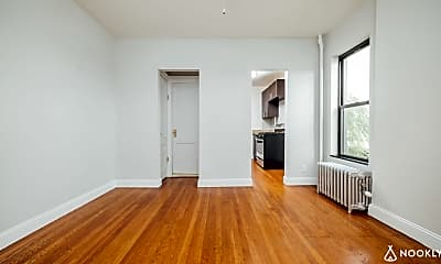 Living Room, 66-69 Fresh Pond Rd 3-B, 1