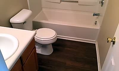 Bathroom, 10748 Wymm Lane, 2