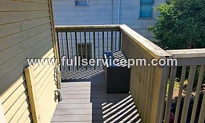 Patio / Deck, 3302 Rucker Ave, 0