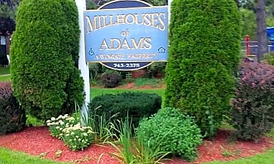 Millhouses of Adams, 1