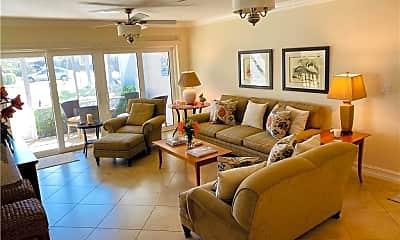 Living Room, 4140 Crayton Rd D4, 1