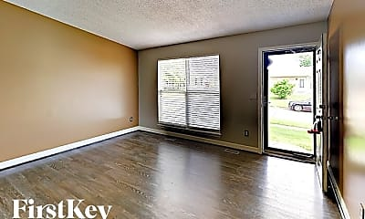 Living Room, 1334 Warrior Song Way, 1