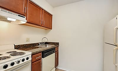 Kitchen, Willowood Apartments, 0