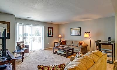 Living Room, Northwind Apartment Homes, 1