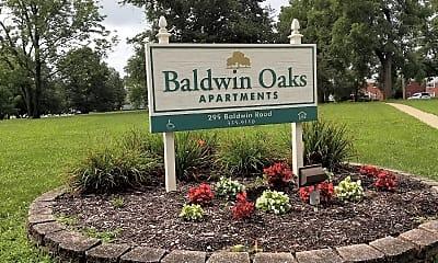 Baldwin Oaks, 1