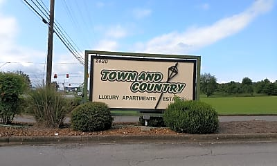 Town Country Apts, 1