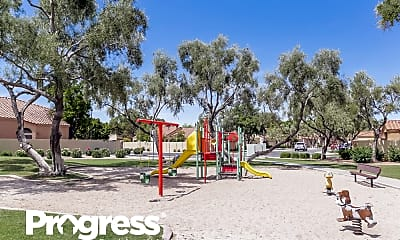 Playground, 301 E Stonebridge Dr, 2