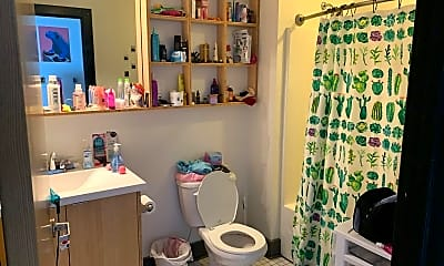 Bathroom, 205 E Broad St, 2