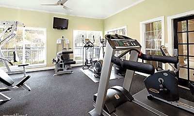 Fitness Weight Room, 2501 Ohio Dr, 1