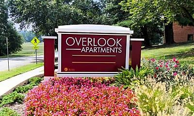 Community Signage, Overlook, 1