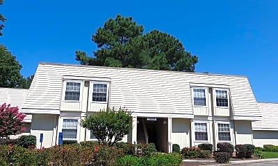 Building, Colony Pines Senior Housing, 1