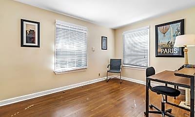Living Room, 904 N Olive, 2
