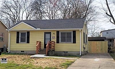Building, 2713 Jenkins St, 2