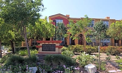 Foothills At Old Town Apartments, 1