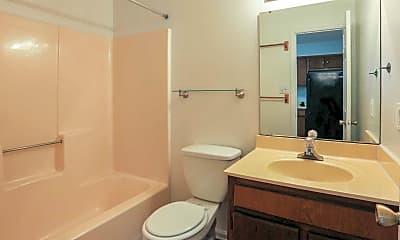 Bathroom, East Ridge Village Apartments, 2