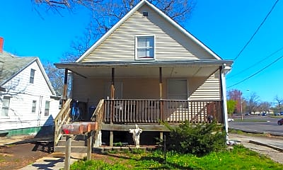 Building, 705 Hickman Ave, 0
