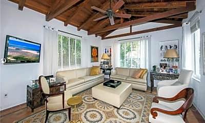 Living Room, 4511 Royal Palm Ave, 0