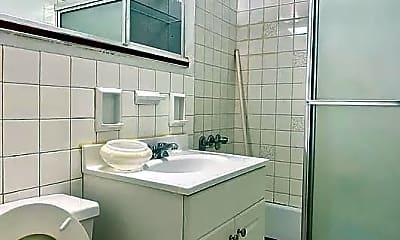 Bathroom, 455 Ocean Pkwy 10-D, 2