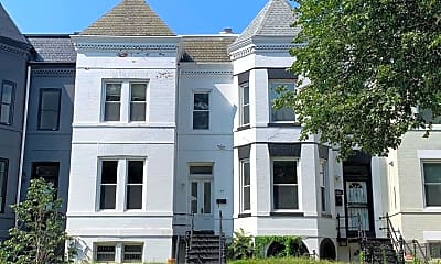 Building, 144 R St NE, 1