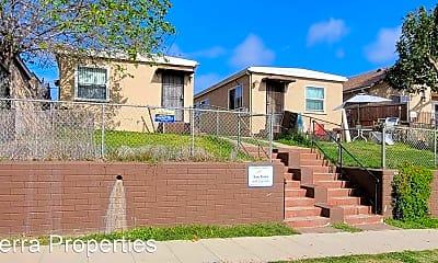 Building, 3529 Marlborough Ave, 2