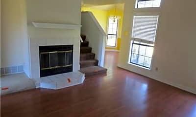 Living Room, 5440 Pine Oak Cove, 1
