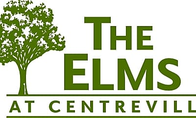 Community Signage, The Elms at Centreville, 2