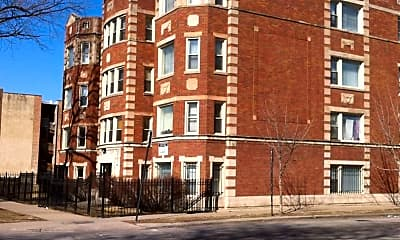 Building, 8253 S Ingleside Avenue, 0