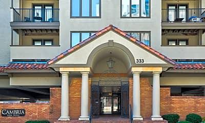 Building, Cambria Luxury Rentals, 1