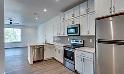 Kitchen, 3275 Dallas St 206, 1