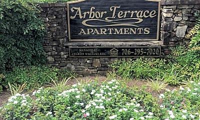 Arbor Terrace Apartments, 1