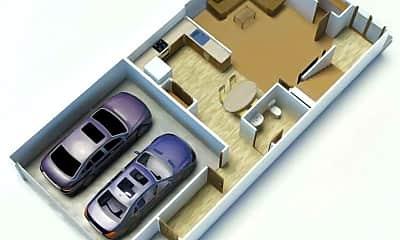 Main Level Floor Plan, 4776 Lydia Grove, 0