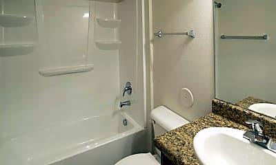 Bathroom, Desert Sky Apartments, 2