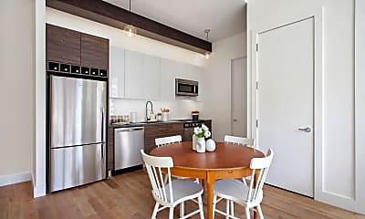 Kitchen, 313 St Marks Ave 4-J, 1