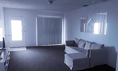 Living Room, 7921 East Dr, 0