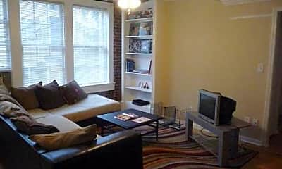 Living Room, 253 14th St NE, 2