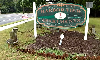 Harbor View Apartments, 1