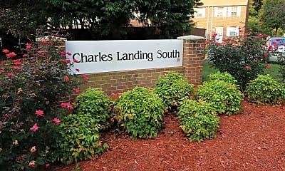 Charles Landing South, 1