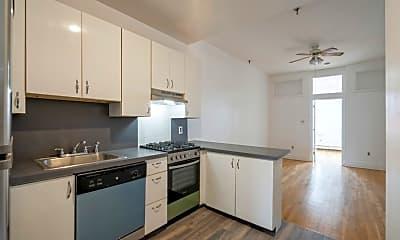 Kitchen, 129 Clinton St 10, 1