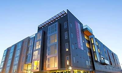 Building, Avalon Berkeley, 2