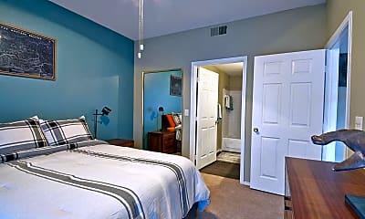 Bedroom, Oak Park, 1