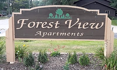 Forestview Court Apartments, 1