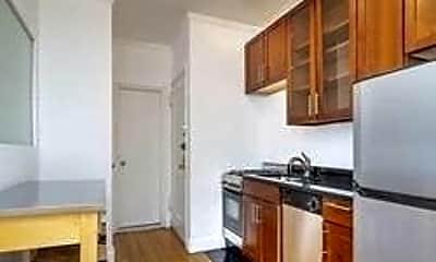 Kitchen, 343 E 51st St, 1