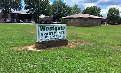 Westgate Apartments, 1