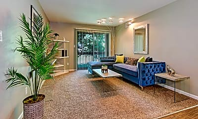 Living Room, The Avalon Apartment Homes, 1