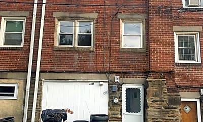 Building, 2203 Bond Ave, 2