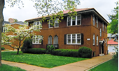 Building, 7327 Pershing Ave, 0